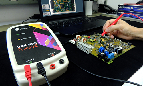 VeRSis Localizador de Defeitos VRS 565 Turbo III 1